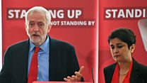 Labour 'ambivalent' since anti-Semitism inquiry