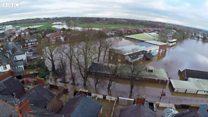 A year after Cumbria floods