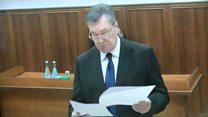 Відео-допит Януковича: згадав все, чого не забув