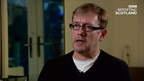 Scots alleged abuse victim speaks out