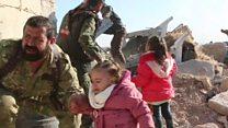 ماذا يحدث في حلب؟
