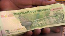Why is Zimbabwe printing bond notes?
