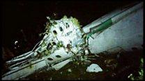 Крушение самолета в Колумбии: 76 погибших, 5 выживших