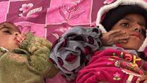 Mother fleeing Islamic State: My starving children seem 'dead already'