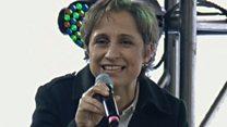 """Entrevista con la periodista mexicana Carmen Aristegui: """"Hay que creer en la inteligencia de las mujeres"""""""