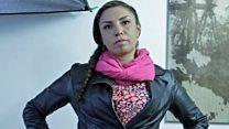 """""""Hoy somos protagonistas de nuestro sueños"""": el rap de Diana Avella para BBC Mundo"""