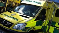 Ambulance Day: Handling a 999 call