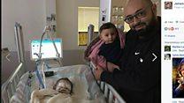 جزائري يقاضي مستشفى فرنسيا دفاعا عن بقاء ابنته حية