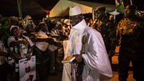 Le pouvoir de Jammeh est-il menacé?