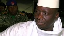 Gambian president refuses pardon