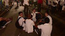 الآلاف يشاركون في تأبين فيديل كاسترو في هافانا