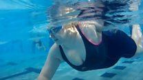 Swimming in decline
