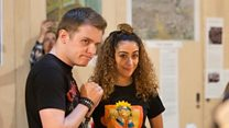 RSC debut for actor with Asperger's