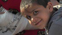 أطفال عراقيون ولدوا في الموصل دون هويات