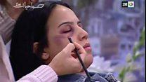 """المغرب: ردود فعل غاضبة بسبب """"فيديو مساحيق التجميل"""""""