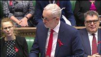Does PM accept economic plans were a failure?