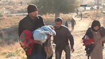 ТВ-новости: побег из ада Алеппо