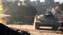Aleppo: Syria's key battleground
