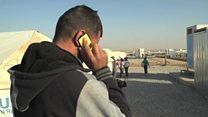 خدمة الهاتف النقال تعود إلى الموصل