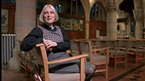Wales' first female bishop on domestic violence