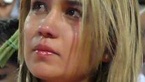 El emotivo homenaje en Brasil y Colombia a las víctimas del Chapecoense