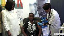 جنوبي افريقا کې د اېچ ای وي ضد واکسينو ازمويښتي پړاو پيل شو