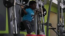Disabled bodybuilder: Weakness is a choice