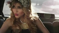 Where is Uzbekistan's pop princess?