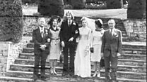 Lost wedding snaps mystery solved