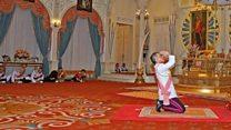 Thai crown prince accepts the throne