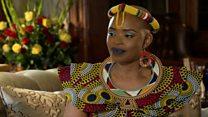 Zoleka Mandela on drug abuse and cancer