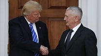 Trump: Mad Dog - he's great