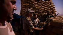 'Peshmerga fight IS for everybody'