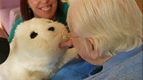 Foca robô promete ajudar idosos com demência no Reino Unido