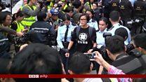 100 பெண்கள் தொடர்: ஹாங்காங் போராளி