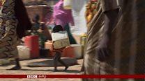 நைஜீரியாவில் ஏராளமானோர் பட்டியின் பிடியில்