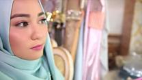 Where wearing hijab is a fashion statement