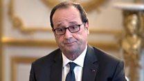 François Hollande renonce à un 2e mandat