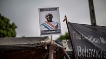 Gambia election: Exiled man to return home after 26 years