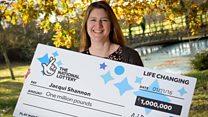 Lottery millionaire: 'I thought I had won £2.40'