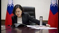 مكالمة هاتفية تسبب توتر بالعلاقات الصينية - الأميركية