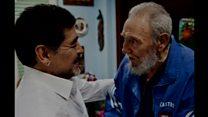 مارادونا يصل إلى كوبا للمشاركة بمراسم دفن كاسترو