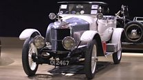 'World's original sports car' up for auction
