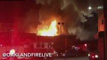 حريق يقتل 9 أشخاص في ولاية كاليفورنيا الأميركية