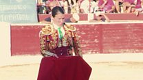 صد زن؛ گفتگو با یکی از چهار زن گاو باز اسپانیا