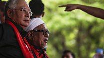Keikutsertaan PM Najib Razak dalam protes Rohingya 'lucu'