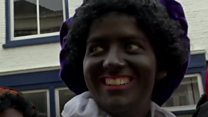 The changing face of Black Pete