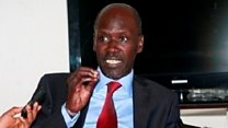 L'invité Afrique de BBC Matin du 05/12/2016