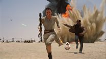 Fame from Star Wars was like 'sensory overload'
