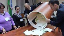 Uzbeks hope for a better life